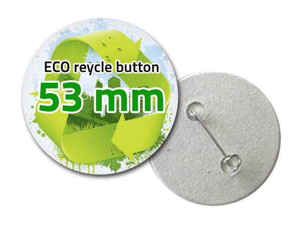 53 mm Eco Recycle Button