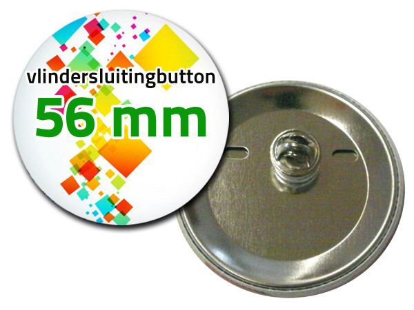 56 mm Vlindersluiting