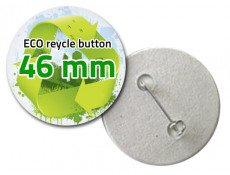 46 mm Eco Recycle Button
