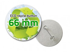 66 mm Eco Recycle Button