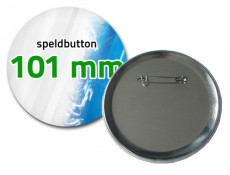 101 mm Speldbutton