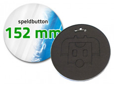 152 mm Speldbutton
