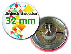 32 mm Vlindersluiting
