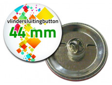 44 mm Vlindersluiting